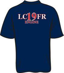 LC19 Engine T-Shirt