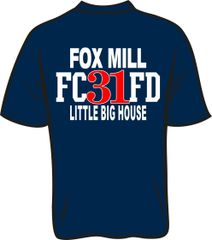 FS431 Fox Mill 31 T-Shirt