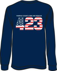 FS423 Flag Long-Sleeve T-shirt