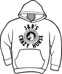 Crazy Horse Hoodie