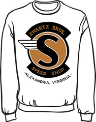 Swartz Brothers' Speed Shop Lightweight Sweatshirt
