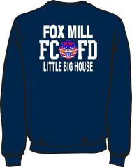 FS431 Fox Mill Patch Sweatshirt
