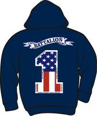 Battalion 1 Hoodie