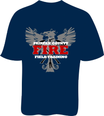 FTO Fire & Rescue T-Shirt