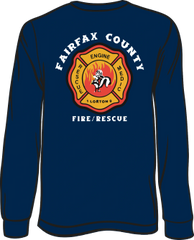 FS419 Patch Long Sleeve T-Shirt