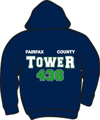 FS436 Tower Heavyweight Hoodie