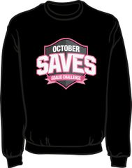 October Saves Lightweight Sweatshirt