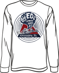 Big Ed's Speed Shop Long-Sleeve T-Shirt