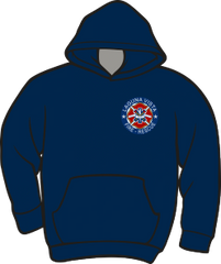 Laguna Vista Fire-Rescue Lightweight Hoodie