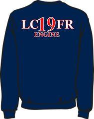 LC19 Engine Lightweight Sweatshirt