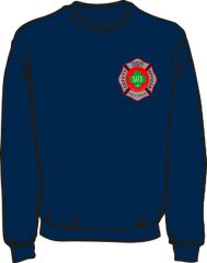 Fairfax County Fire and Rescue Safety Officer Heavyweight Sweatshirt