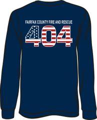 FS404 Flag Long-Sleeve T-Shirt