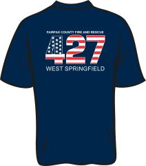 FS427 Flag T-shirt