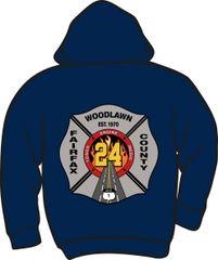 FS424 Lightweight Zipper Hoodie