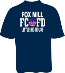 FS431 Fox Mill Patch T-Shirt