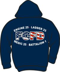 FS425 Heavyweight Hoodie
