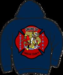FS428 Lightweight Zipper Hoodie