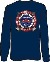 416 Patch Long-Sleeve T-shirt