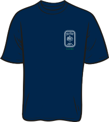 Fairfax County Safety Officer 403 T-Shirt
