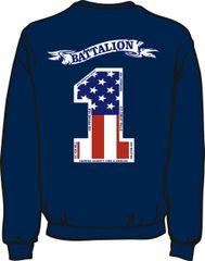 Battalion 1 Sweatshirt