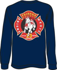A FS423 Station Long-Sleeve T-shirt