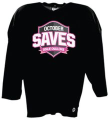 October Saves Junior Hockey Jersey