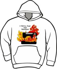 CQU Hoodie - Front Only