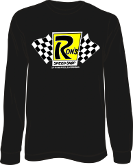 Ron's Speed Shop Long-Sleeve T-Shirt
