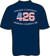 FS426 Engine T-shirt