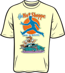 Hot Shoppe T-Shirt by Donnie Strother