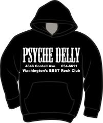 Psyche Delly Hoodie