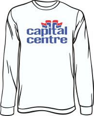 Capital Centre Long-Sleeve T-Shirt