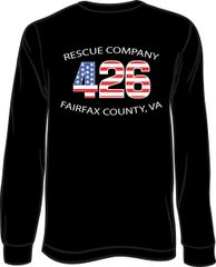 FS426 Rescue Long-Sleeve Tee