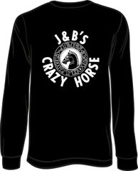 Crazy Horse Long-Sleeve T-Shirt
