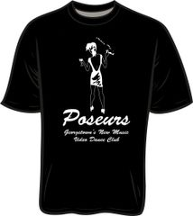 Poseurs T-Shirt