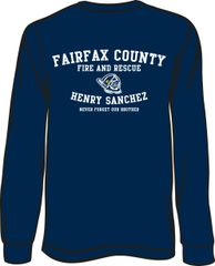 FS408 Sanchez Long-Sleeve T-shirt