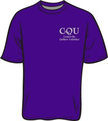 CQU T-Shirt - Left Chest