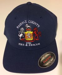 Fairfax County Fire & Rescue Hat - Flexfit