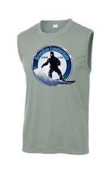 Brendan Lightweight Poly Sleeveless T-Shirt