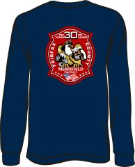 FS430 Patch Long-Sleeve T-shirt