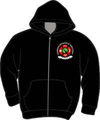 Progressive Firefighters Heavyweight Zipper Hoodie