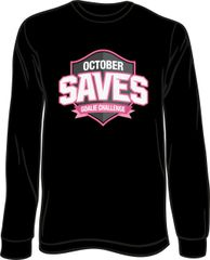 October Saves Long-Sleeve T-Shirt