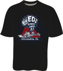 Big Ed's Speed Shop T-Shirt