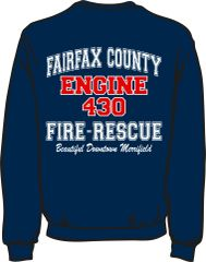 FS430 Engine Heavyweight Sweatshirt