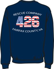 FS426 Rescue Heavyweight Sweatshirt
