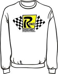 Ron's Speed Shop Lightweight Sweatshirt