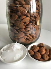 Almond & Coconut (Satisfying) Cookies