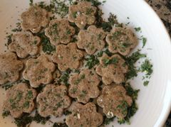 Parsley & Mint (Freshening) Cookies - Large bag