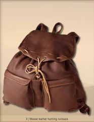 Blaser Moose Leather Hunting Rucksack