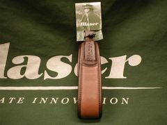 Blaser Leather Sling With Euro Swivels